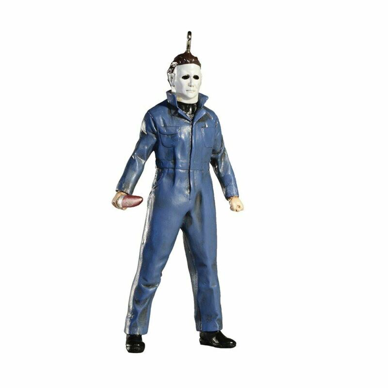 Horrornaments Michael Myers Full Body Christmas & Halloween Ornament
