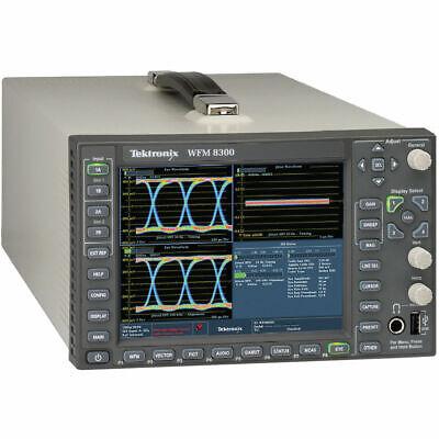 Tektronix Wfm8300 Video-audio-data Monitor And Analyzer