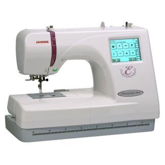 350E Janome New or Used from only $899 With Warranty