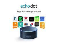 Echo dot £40
