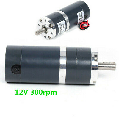 Permanent Magnet Electric Dc Motor 12v 300rpm High Speed For Generator Zgx60rmm