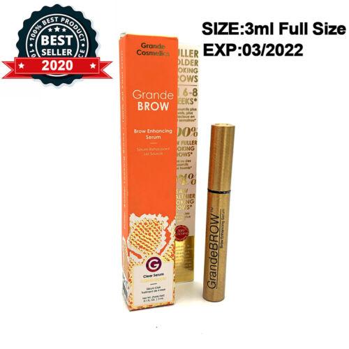New and Sealed Grandelash Grandebrow Enhancing Serum 0.1 oz 3ml