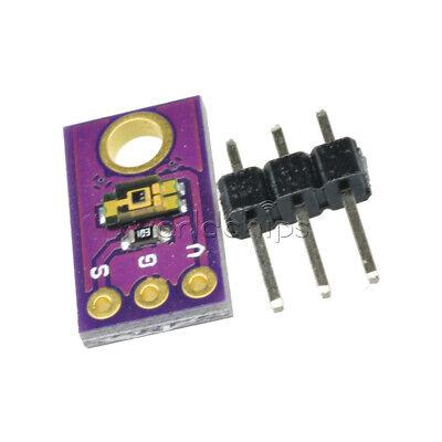2pcs Temt6000 Light Sensor Temt 6000 Professional Light Sensor Module Arduino