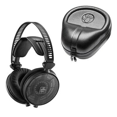 Audio Technica ATH-R70x Headphones + Slappa SL-HP-07 Hard Body Headphones Case