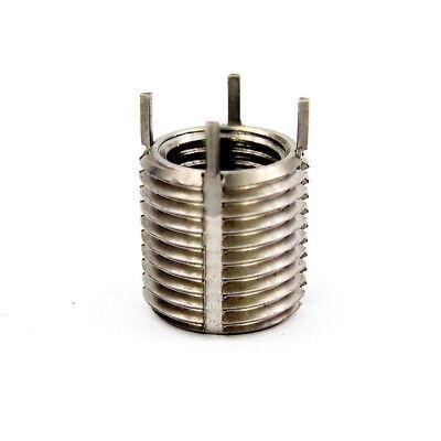 Stainless Steel Thread Locking Insert With M12 X 1.25 Internal