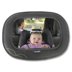 IN SIGHT MUNCHKIN BABY MIRROR (for rear facing baby car seat in the car)