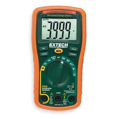 Extech Ex330 Mini Digital Multimeter600v40 Mohms