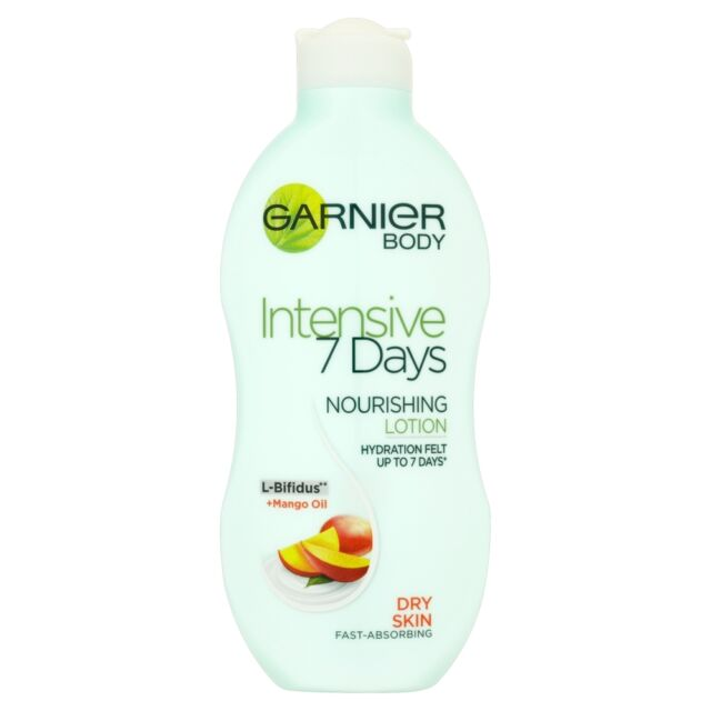 Garnier Body Intensive 7 Days Nourishing Lotion Dry Skin250ml