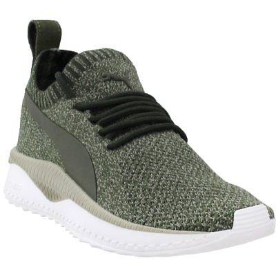 Apex Shoes (Puma Tsugi Apex Evoknit Sneakers - Green - Mens )
