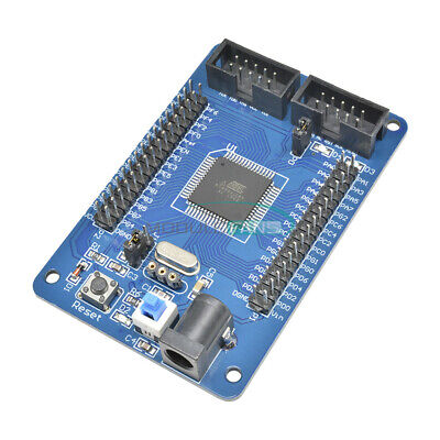 Atmel Atmega128 Avr Minimum Core Development System Board Module Isp Jtag Mf