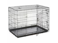 Dog Crate - Large *excellent condition