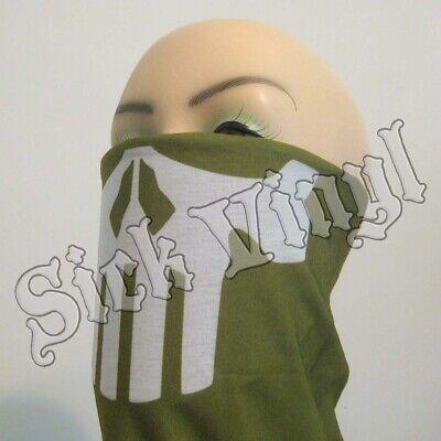 Tube Bandana Multipurpose Face Cover Skull Jungle -