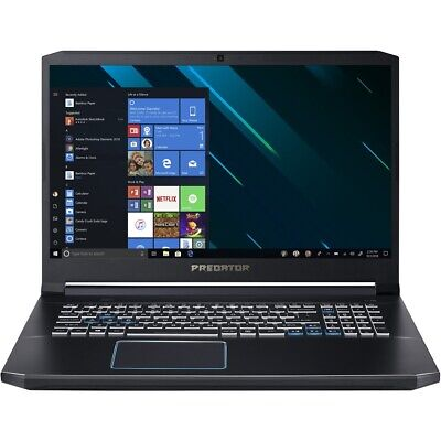 "Acer - Helios 300 17.3"" Laptop - Intel Core i7 - 8GB Memory - NVIDIA GeForce ..."