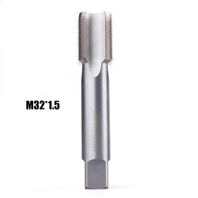 32mm 1.5 Metric Right Hand Thread Plug Tap M32 X 1.5mm Pitch Hss Threading Usa
