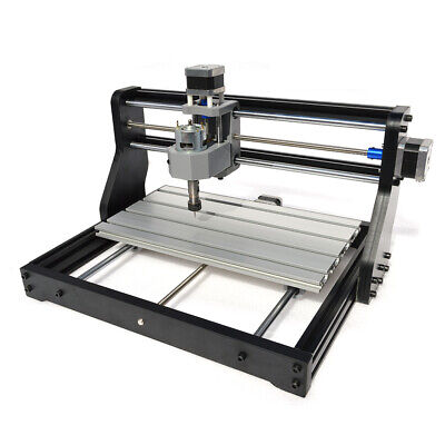 Cnc 3018-mx3 Pro Machine Router 3axis Laser Engraving Pcb Wood Diy Mill 110-240v