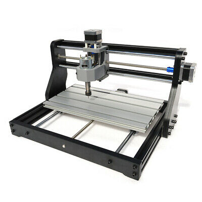 Cnc 3018 Pro Machine Router 3 Axis Laser Engraving Pcb Wood Diy Miller Desktop