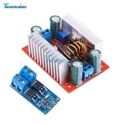 400W 15A DC Step-up Boost Converter Constant Current Power Supply LED Driver Drive Power Converter
