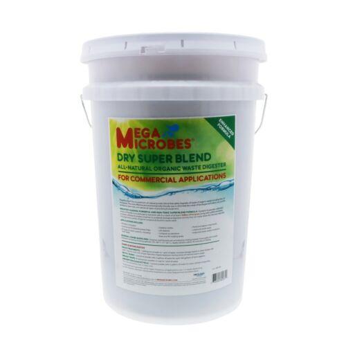 MegaMicrobes Dry Premium Organic Waste Digester 25LB Bucket - 25lb bucket