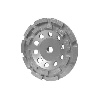 5 Double Row Diamond Grinding Cup Wheel 58-11 For Concrete Masonry
