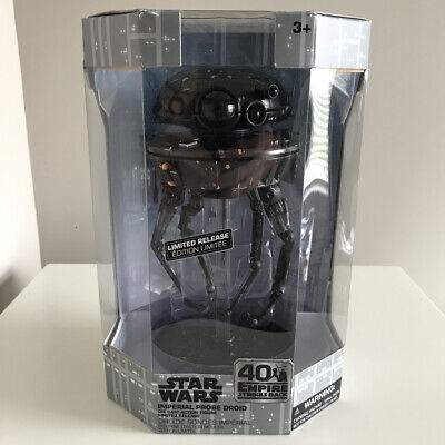 Star Wars Elite Series Imperial Probe Droid Die-Cast Limited Release Sold Out