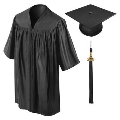 Kindergarten Cap And Gown (Child Black Cap & Gown - Preschool & Kindergarten Cap &)