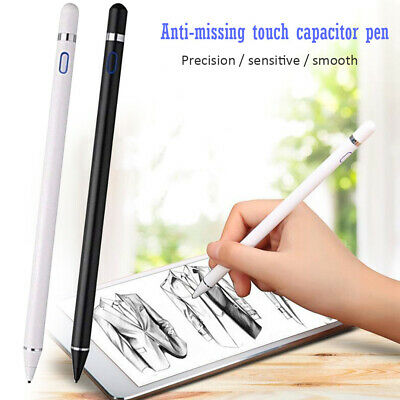 "For Apple iPad Pro 12.9"" Tablets Touch Stylus Digital Pen Pencil Ultra Fine Tip"