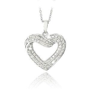 0-50ct-TDW-Diamond-Open-Heart-Necklace-IJ-I2-I3