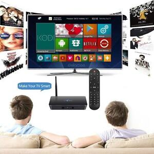 Android iPTV Smart Box X96 Amlogic Octa-Core 1000s of Canadian, USA, and internaltional Channels!