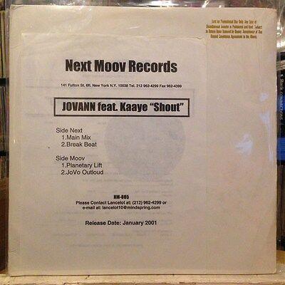 Edm  Nm 12  Jovonn Blvd East Kaaye Christian Perez Shout  X4 Mixes  Promo