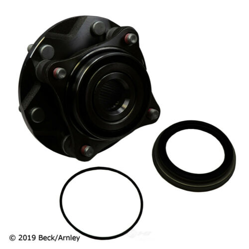 Wheel Bearing and Hub Assembly Front Beck//Arnley 051-6243