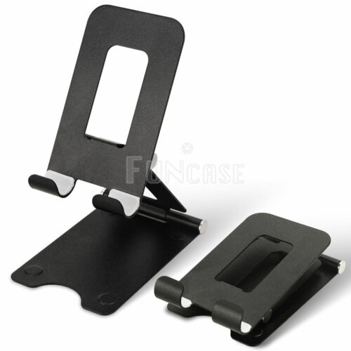 Cell Phone Tablet Switch Stand Aluminum Desk Table Holder Cradle Dock iPhone