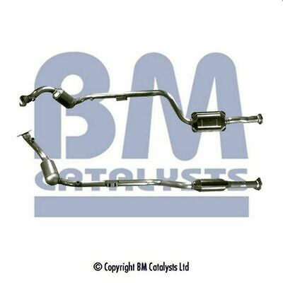 BM Catalysts Exhaust Catalytic Converter BM91312H Fit with Mercedes