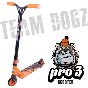 1X-NEW-TEAM-DOGZ-X-GEN-PRO-3-STUNT-SCOOTER-360-KIDS-SKATE-PARK-TRICK-PRO-SCOOTER
