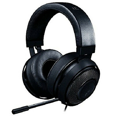 Razer Kraken Pro V2 Analog Gaming Headset for PC/Xbox One/Playstation 4 Black