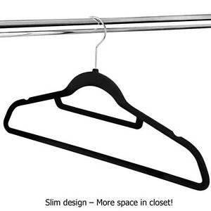 50 Pack Velvet Hangers with Tie Bar Sydney City Inner Sydney Preview