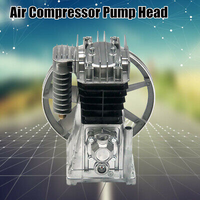 3hp Oil Lubricated Air Compressor Pump Head Piston Style Compressor Pump Head Us