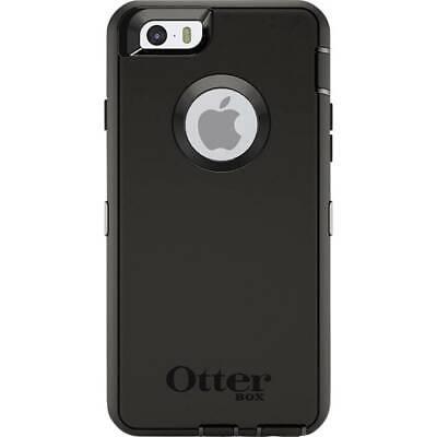 Otterbox Defender Case iPhone Outdoorcase Passend für: Apple iPhone 6, Schwarz Defender Case Schwarz