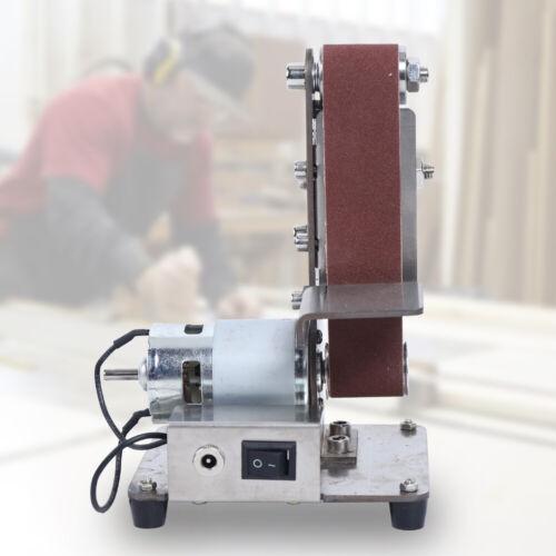 Mini Belt Sander Polishing Grinding Machine DIY Multifunctio