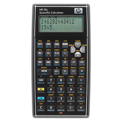 NEW HP 35s Scientific Calculator