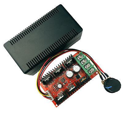 2000w 12v 24v 48v Max 40a Dc Motor Speed Controller Pwm Hho Rc Regulator