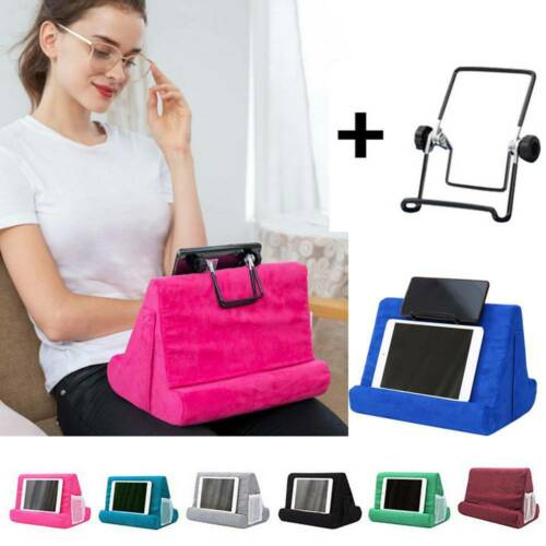 usa multi angle soft pillow ipad stand