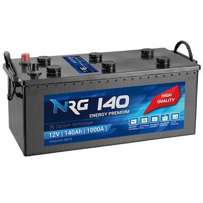 BSA LKW Batterie 12V 170AH Starterbatterie ersetzt 155AH 160AH 180AH MANNHEIM