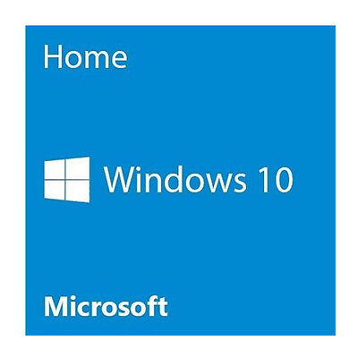 Microsoft Windows 10 Home 64 Bit Practice Builder OEM KW9-00140