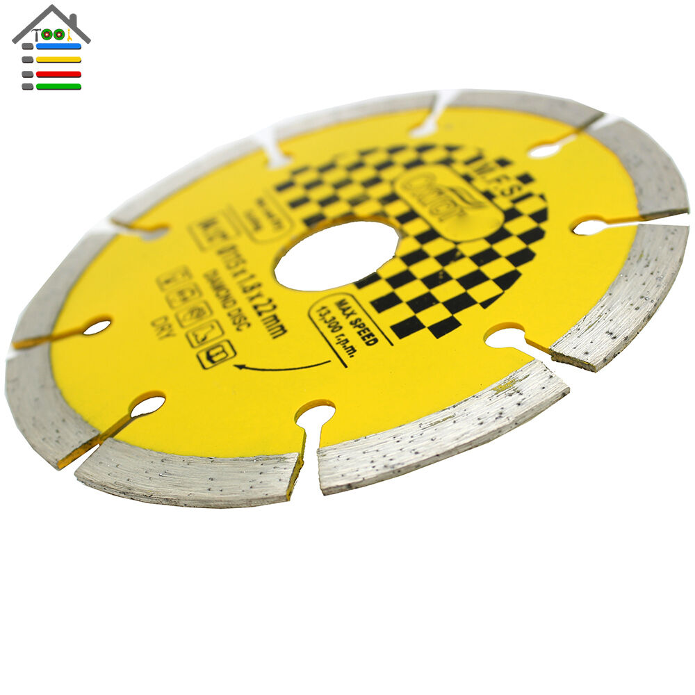 1pcs 115mm 4 5 Quot Diamond Saw Blade Cutting Discs Concrete