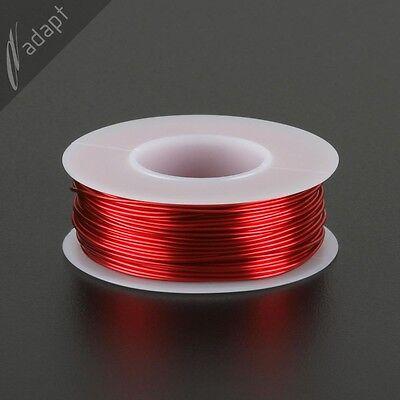 Magnet Wire Enameled Copper Red 20 Awg Gauge Hpn 155c 14 Lb 79 Ft