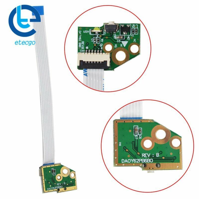 NEW Power Switch Button Board For HP 15-U DA0Y62PB6B0 32Y62PB0000 USA