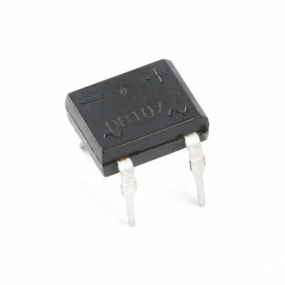 3X  DB-107 Brückengleichrichter 1000mA  1A 1000V Spitzenspannung 700V RMS - Brückengleichrichter Spannung