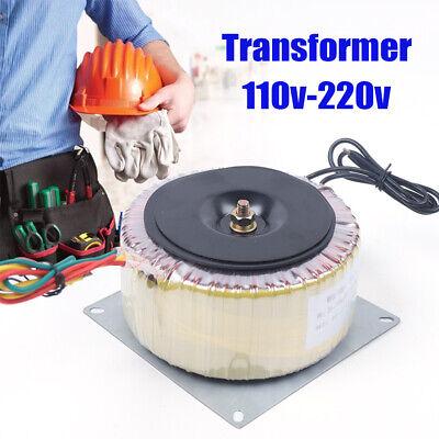 Toroidal Transformer Motor Stepper Driver Tool 45hz-60hz Output Ac60v 15a