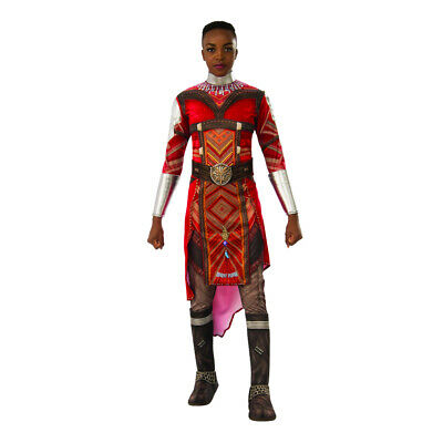 Black Panther Dora Milaje Adult Womens Costume, 700456, Rubies](Dora Costume Adult)