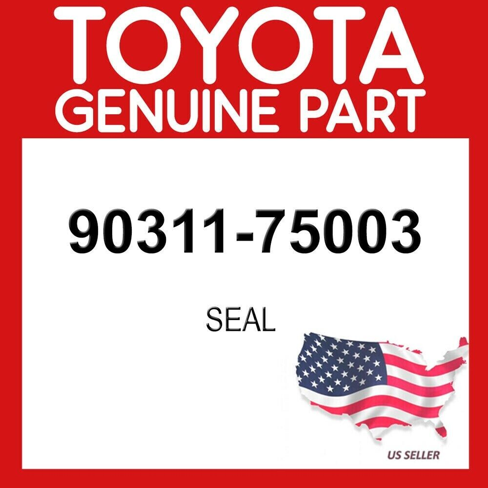 Toyota OEM Camshaft Cam Front Cover Seal 90311-45002 Factory Various Models